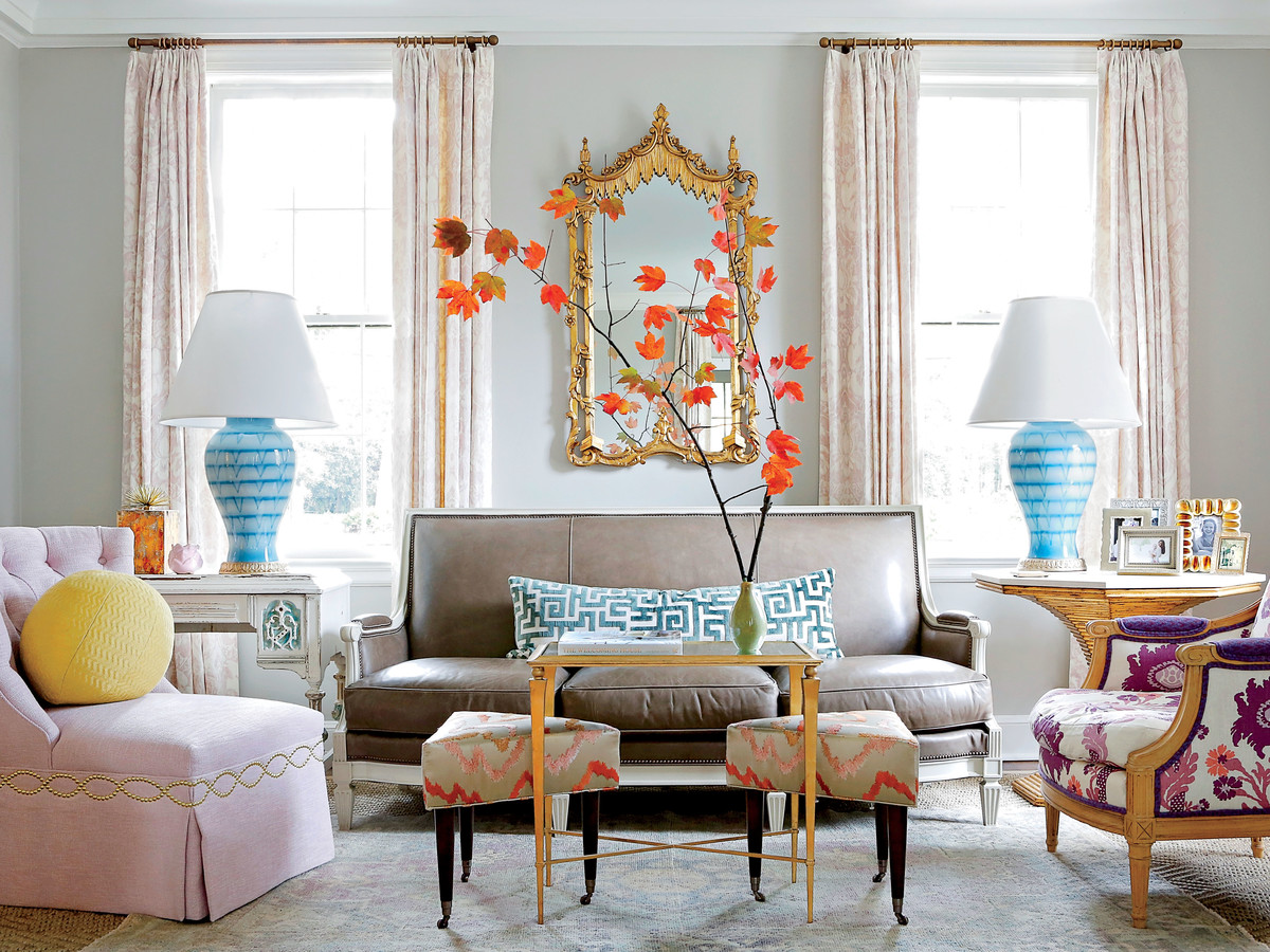 Soft Renkli Ev Tasarımı
