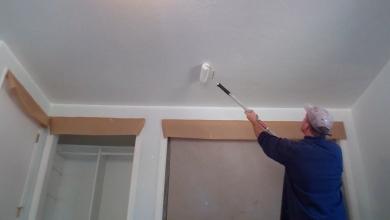 Tavan Boyama Nasıl Yapılır