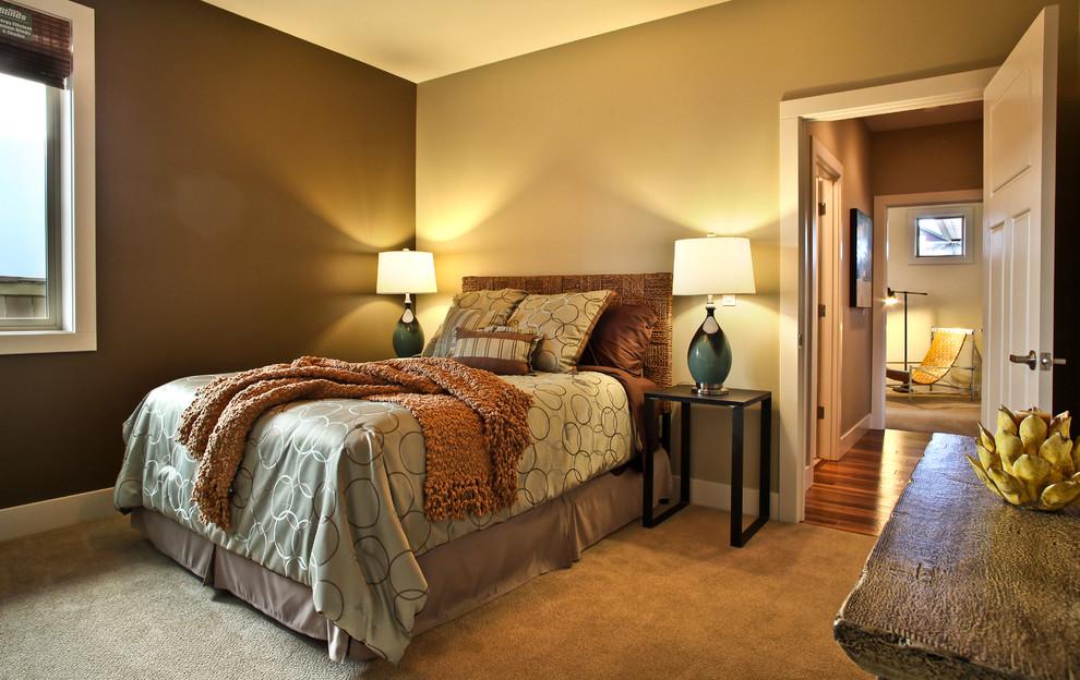 Toprak Ton Yatak Odası Modeli