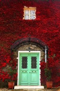 Boyanmış Kapı Modeli