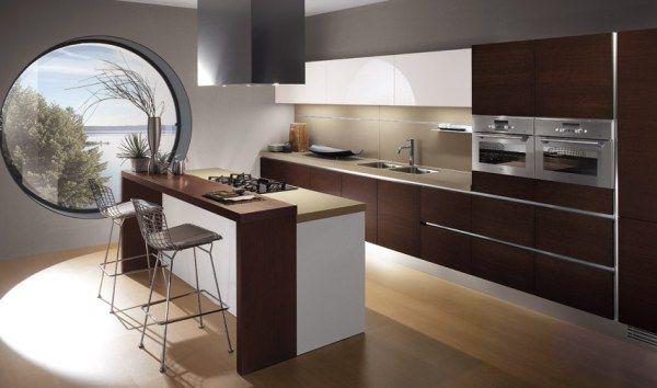 İtalyan Mutfak Dekorasyonu Modeli