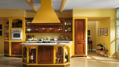 İtalyan Mutfak Dekorasyonu Örneği