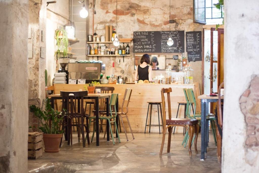 Kafe Dekorasyonu