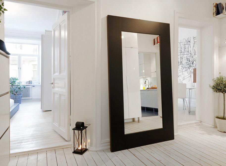 Koridor Ayna Dekorasyonu
