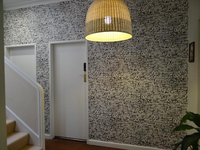 Koridor Duvar Kağıdı