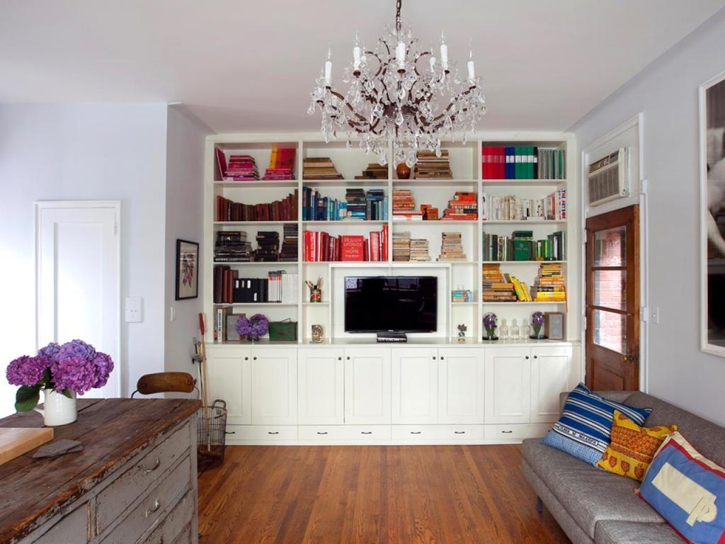 Küçük Oturma Odası Kitaplık