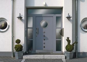 Modern Dış Kapı Modeli