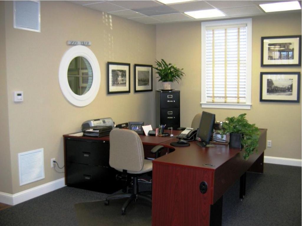 Ofis Dekorasyonu Mobilya