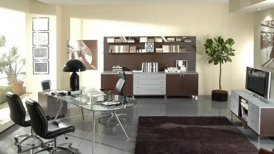 Ofis Dekorasyonu Modeli