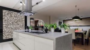 Corian Mutfak Tezgahı Modeli 2019