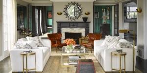 En Şık Oturma Odası Dekorasyonu