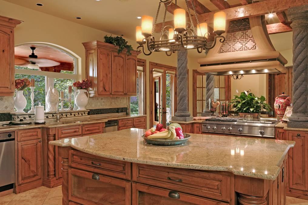 Granit Mutfak Tezgahı Modeli