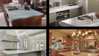 Mutfak Tezgahı Modelleri 2019