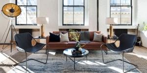 Oturma Odası Dekorasyonu Modeli