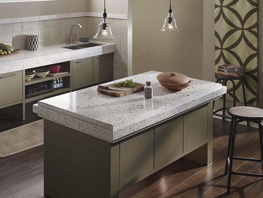 Silestone Mutfak Tezgahı Modeli