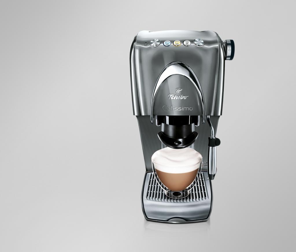 Tchibo Cafissimo Classic Sİlver Kahve Makinesi