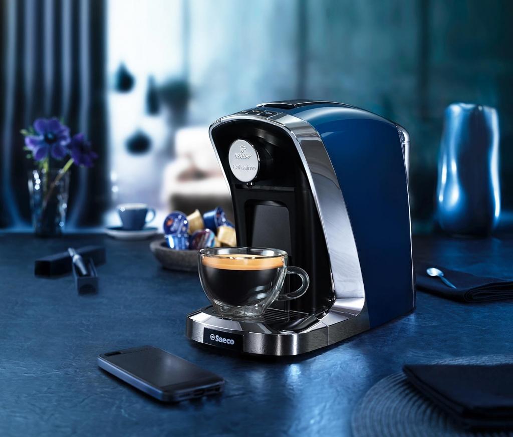 Tchibo Cafissimo Tuttocaffe Azzurro Kahve Makinesi