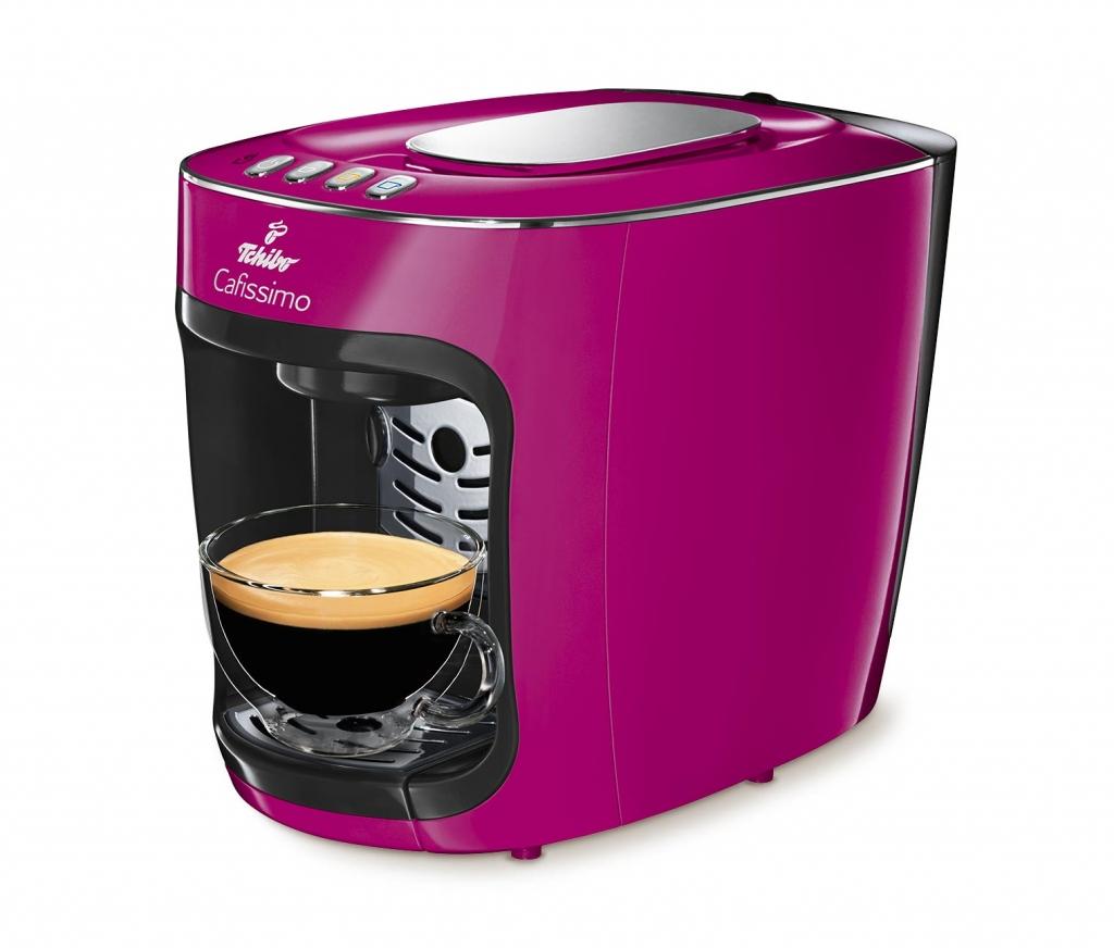 Tchibo Wild Berry Cafissimo Mini Kahve Makinesi