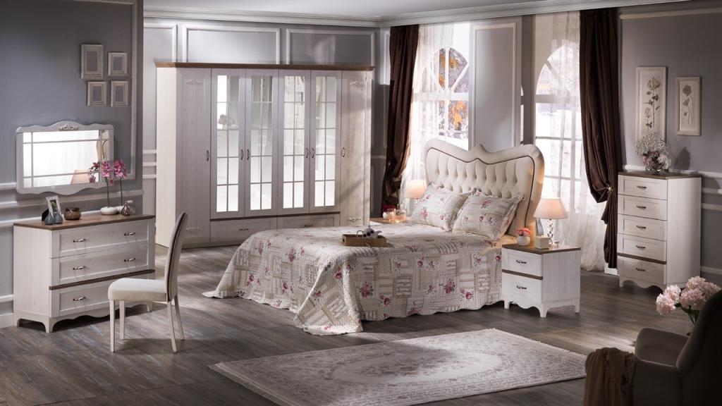 Venturo Yatak Odası Takımı