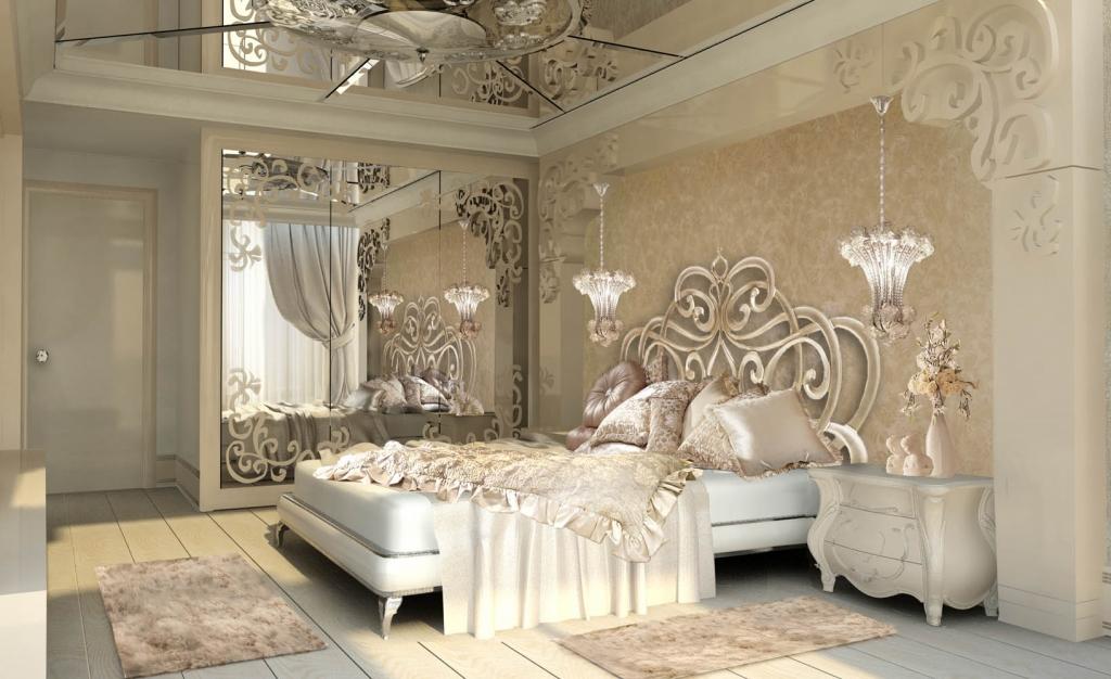 Romantik Ayna Dekorasyonu Fikirleri