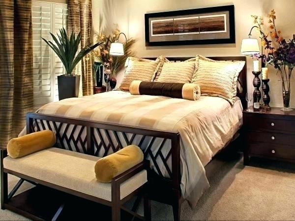 Romantik Dekorasyon Yatak Odası