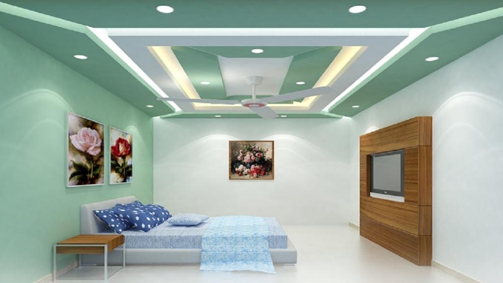 Asma Tavan Dekorasyonu Modelleri