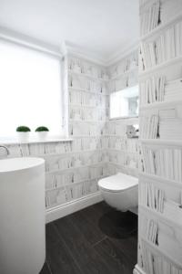 Banyo Lavabo Duvar Kağıdı