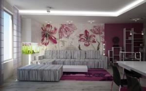 Farklı Ev Dekorasyonları