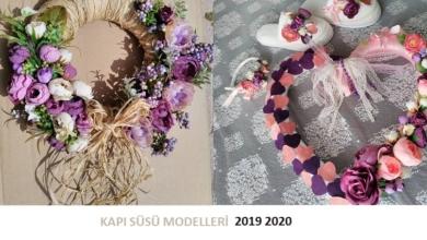 Kapı Süsü Modelleri 2019-2020