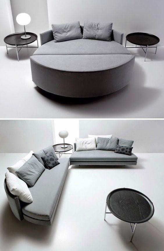 Modüler Mobilya Dekorasyonu