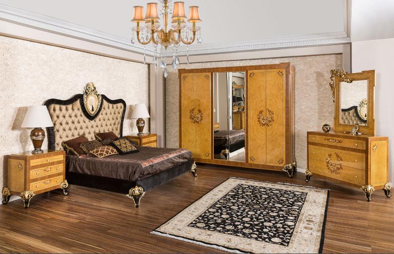 Sedir Mobilya Yatak Odası Modeli 2019