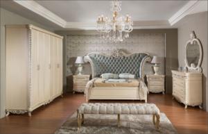 Sedir Mobilya Yatak Odası Modeli