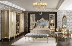Sedir Mobilya Yatak Odası Örneği