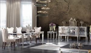 Sedir Mobilya Yemek Odası Modeli