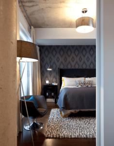 Yatak Odası Duvar Kağıdı Modeli