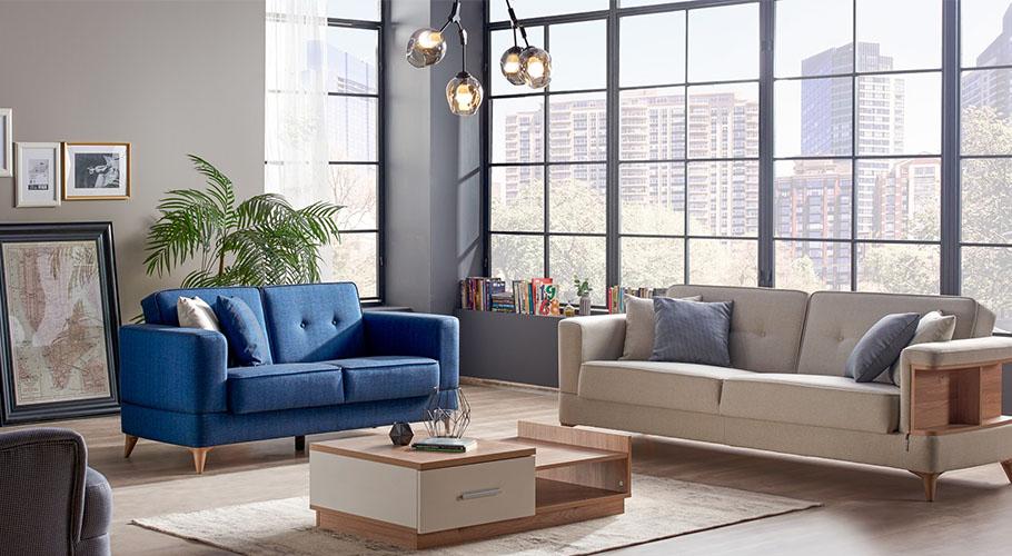 Oturma Odası Dekorasyonu 2020