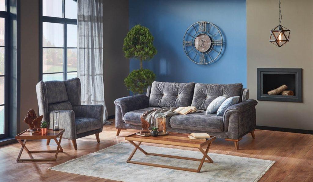 Oturma Odası Modelleri 2019