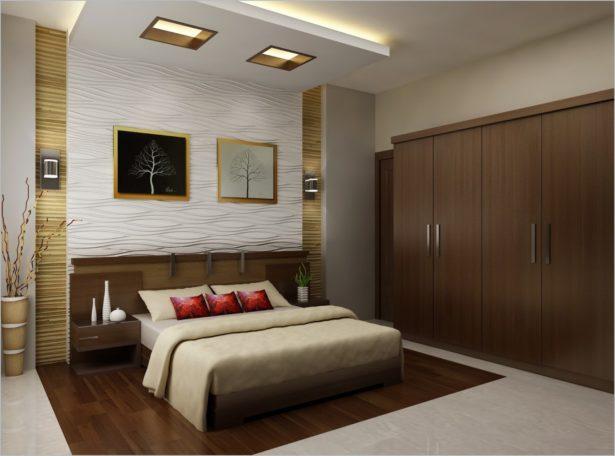 Yatak Odası Dekorasyonu Tablo