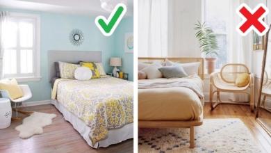 Evin Odalarını Daha Büyük Göstermek İçin Öneriler