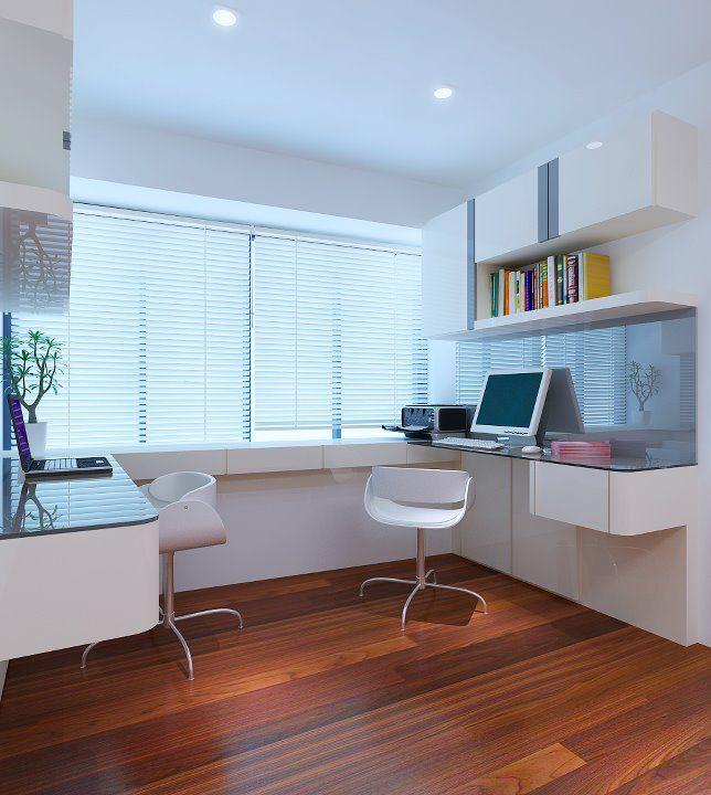 Modern Çalışma Odası Modeli