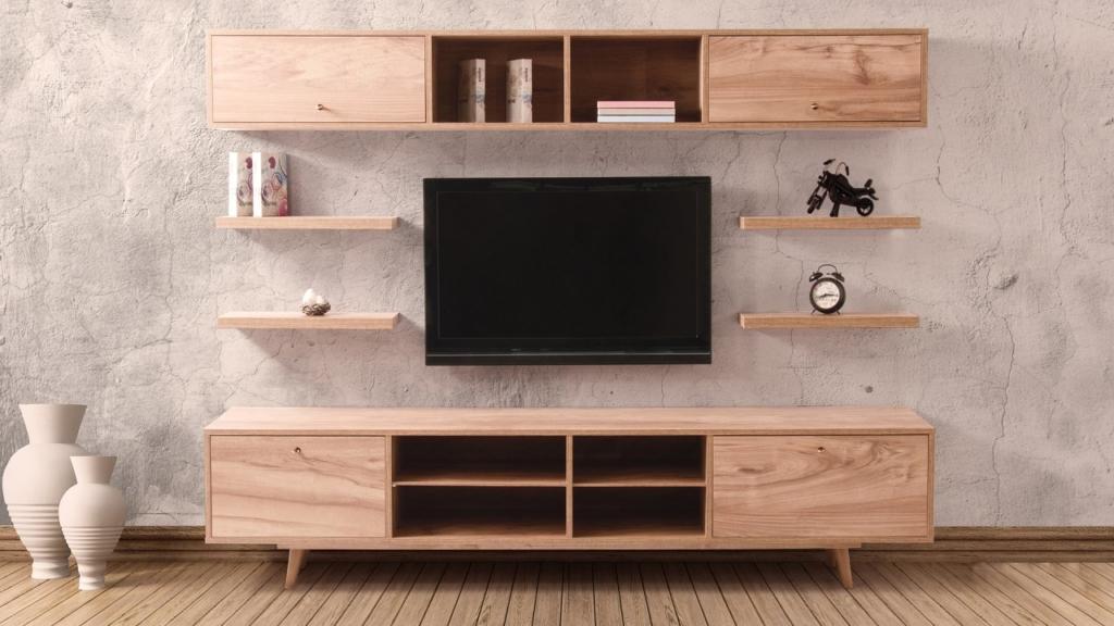 TV Konsolu Seçimi Odayı Verimli Kullanmak İçin Önemlidir