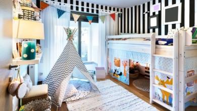 Çocuk Odaları İçin Dekorasyon Fikirleri