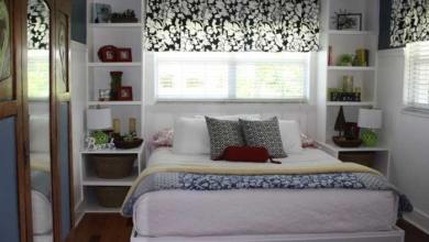 Küçük Yatak Odaları Nasıl Dekore Edilir