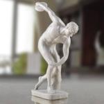antik erkek heykel
