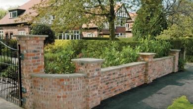 Bahçeniz Bahçe Duvarları İle Dikkat Çeksin