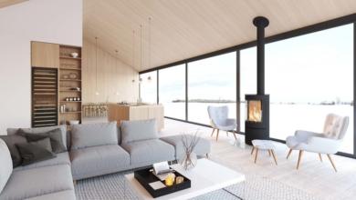 Ev Dekorasyonunda İskandinav Esintileri