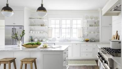 Mutfak Dolaplarına Boyayla Yeni Bir Görünüm Kazandırın