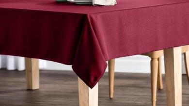 Mutfakta Hangi Masa Örtüsü Kullanılabilir