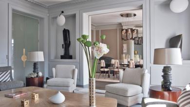Parisian Ev Dekorasyonu Nasıl Yapılmalıdır