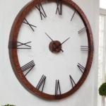 roma rakamlı saat modeli